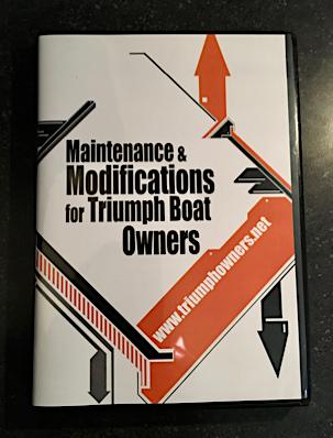 Maintenance & Modifications DVD
